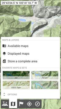 All-In-One Offline Maps screenshot 1