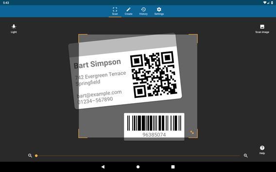 QRbot screenshot 8