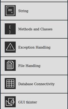Python Programs Collection screenshot 1