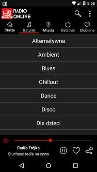 Radio Internetowe screenshot 2