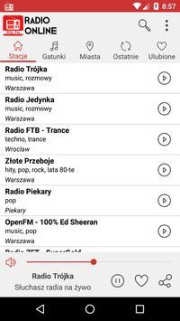 Radio Internetowe screenshot 1
