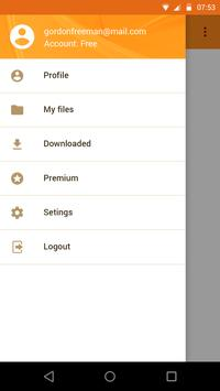 Rapidgator.net | Send and share big files screenshot 1