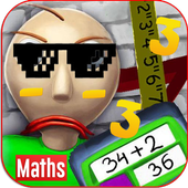 New Math Basic Education And Learning In School 3 icon