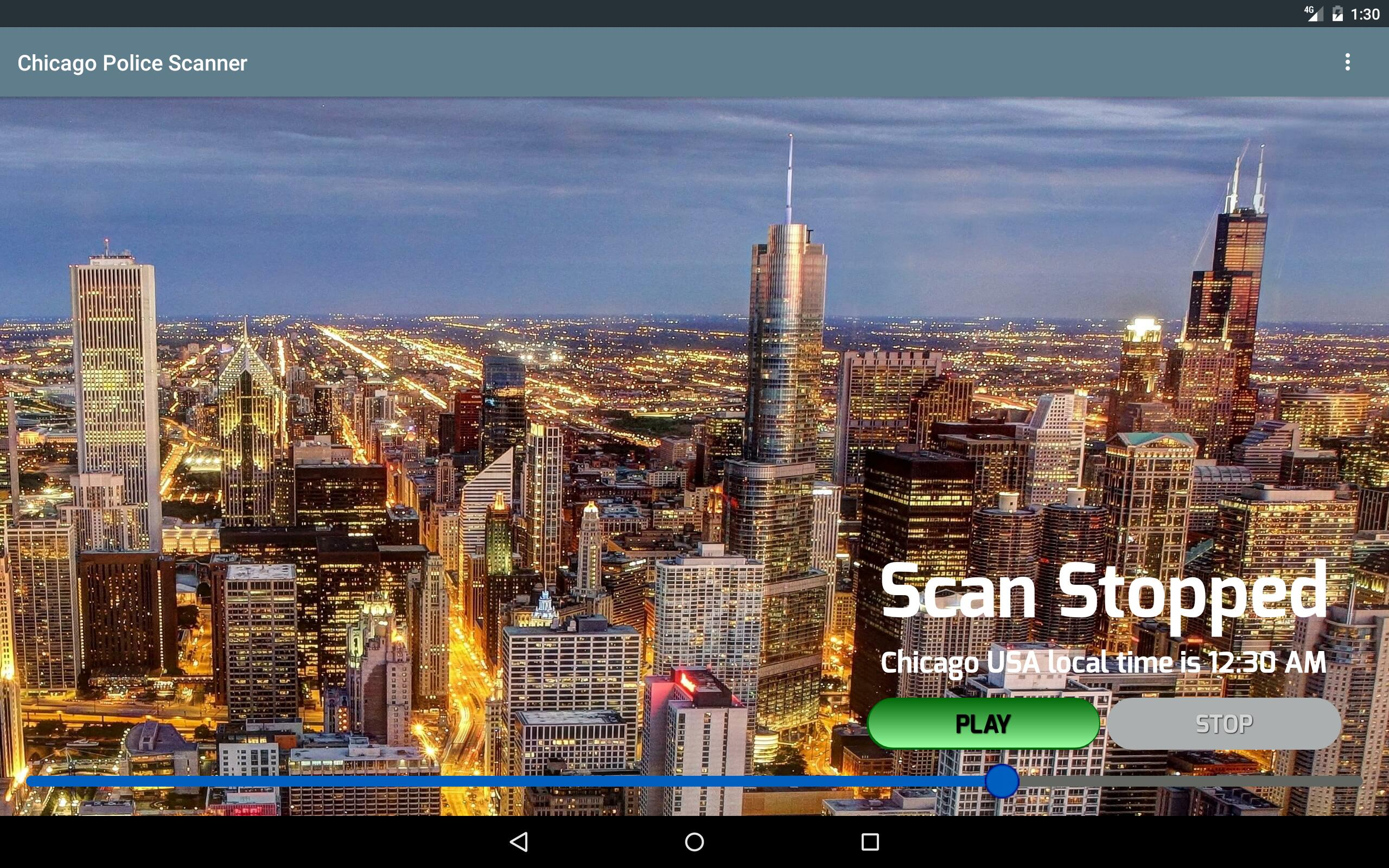 Chicago Police Scanner for Android - APK Download
