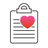 Blood Pressure Recorder icon