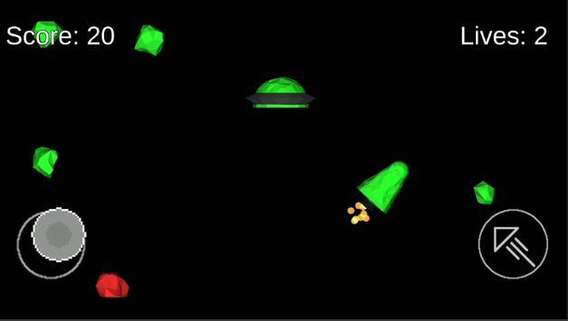 Space Defense screenshot 1