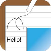 Pocket Note Pro - a new type of notebook icon