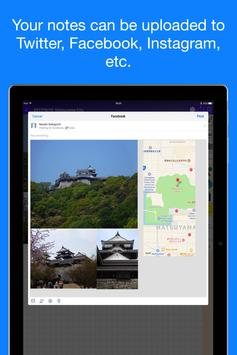 Pocket Note Pro - a new type of notebook screenshot 10
