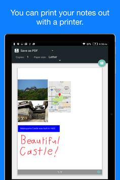 Pocket Note Pro - a new type of notebook screenshot 5