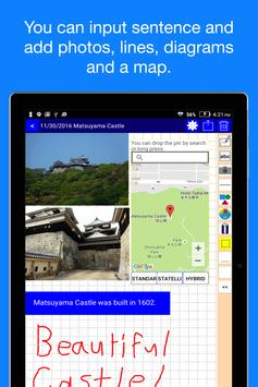 Pocket Note Pro - a new type of notebook screenshot 8