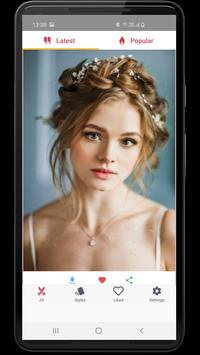 Hairstyles for Women and Girls: Step by Step Guide screenshot 2