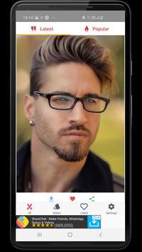 Beard & Mustache Styles screenshot 1