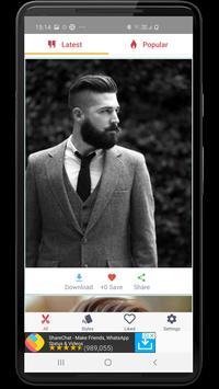 Beard & Mustache Styles screenshot 2