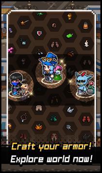 Grow Stone Online : 2d pixel RPG, MMORPG game screenshot 5