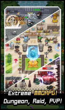 Grow Stone Online - le mien pixel MMORPG, RPG game capture d'écran 3