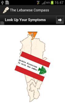 The Lebanese Compass screenshot 1