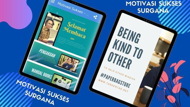 Motivasi Sukses - Jangan Mengeluh screenshot 9
