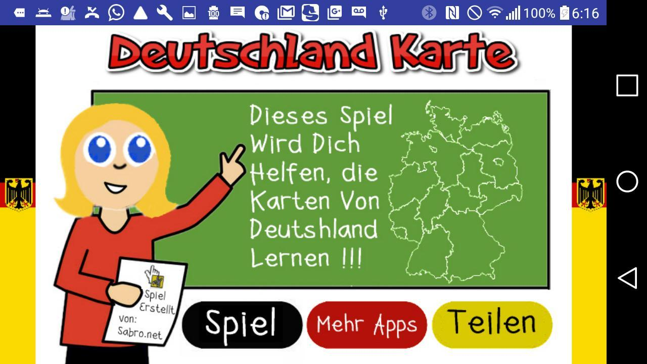 Deutschland Karte For Android Apk Download