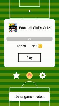 Soccer Club Logo Quiz: more than 1000 teams poster