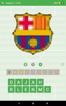Soccer Club Logo Quiz: more than 1000 teams screenshot 17