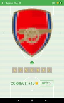 Soccer Club Logo Quiz: more than 1000 teams screenshot 18