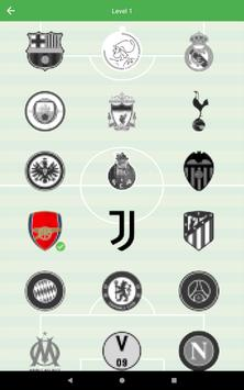 Soccer Club Logo Quiz: more than 1000 teams screenshot 19
