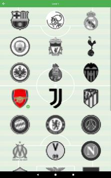 Soccer Club Logo Quiz: more than 1000 teams screenshot 11