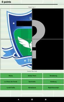 Soccer Club Logo Quiz: more than 1000 teams screenshot 22