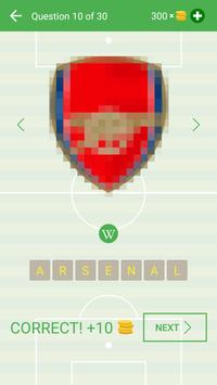 Soccer Club Logo Quiz: more than 1000 teams screenshot 2