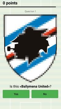 Soccer Club Logo Quiz: more than 1000 teams screenshot 7