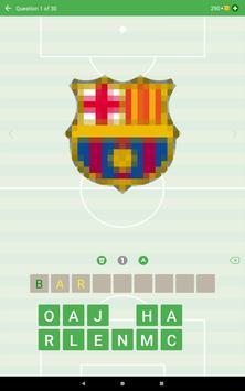 Soccer Club Logo Quiz: more than 1000 teams screenshot 9