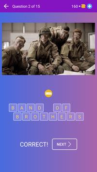 Guess the TV Show: TV Series Quiz, Game, Trivia स्क्रीनशॉट 1