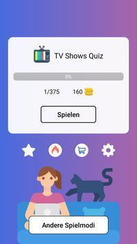 Erraten Sie die TV-Show: TV-Serien-Quiz, Spiel Screenshot 3
