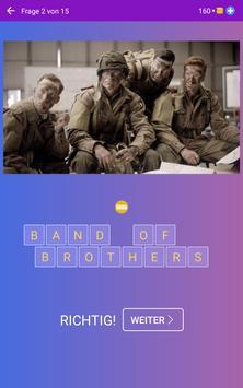Erraten Sie die TV-Show: TV-Serien-Quiz, Spiel Screenshot 8