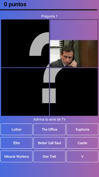 Adivina la serie de televisión: quiz y juego captura de pantalla 4