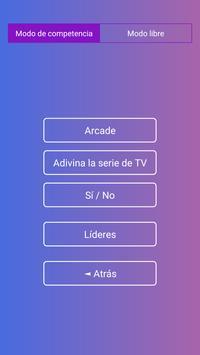 Adivina la serie de televisión: quiz y juego captura de pantalla 6