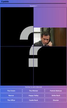 Devinez la série télévisée: quiz, jeu, test capture d'écran 18
