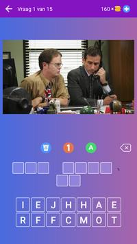 Denk dat de tv-show: tv-serie quiz, game-poster