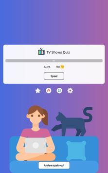 Denk dat de tv-show: tv-serie quiz, game screenshot 17