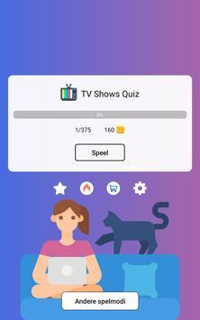 Denk dat de tv-show: tv-serie quiz, game screenshot 10