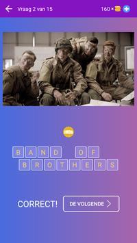 Denk dat de tv-show: tv-serie quiz, game screenshot 1