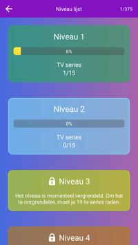 Denk dat de tv-show: tv-serie quiz, game screenshot 2