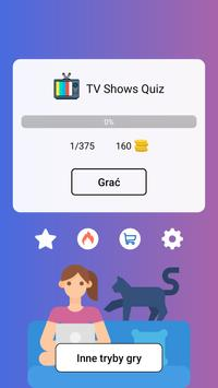 Zgadnij serial: quiz telewizyjny, gra, test screenshot 3