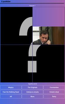 Zgadnij serial: quiz telewizyjny, gra, test screenshot 18