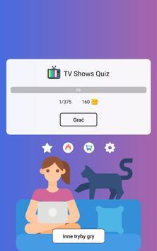 Zgadnij serial: quiz telewizyjny, gra, test screenshot 10