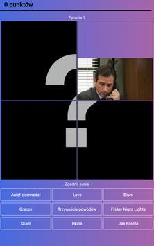 Zgadnij serial: quiz telewizyjny, gra, test screenshot 11