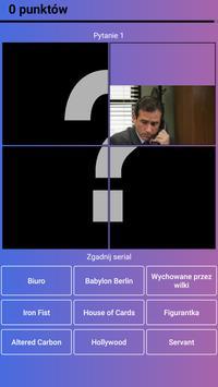 Zgadnij serial: quiz telewizyjny, gra, test screenshot 4