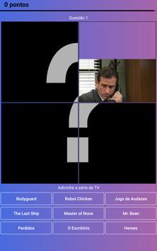 Adivinhe a série de TV: quiz, jogo, teste imagem de tela 11