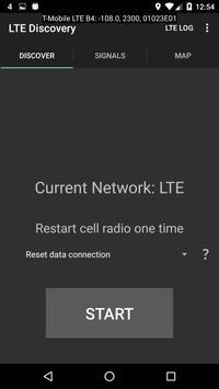LTE Discovery screenshot 2