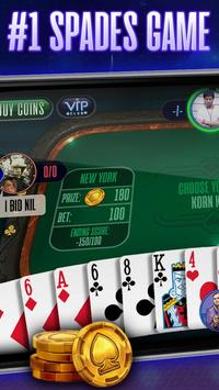 Spades online screenshot 7
